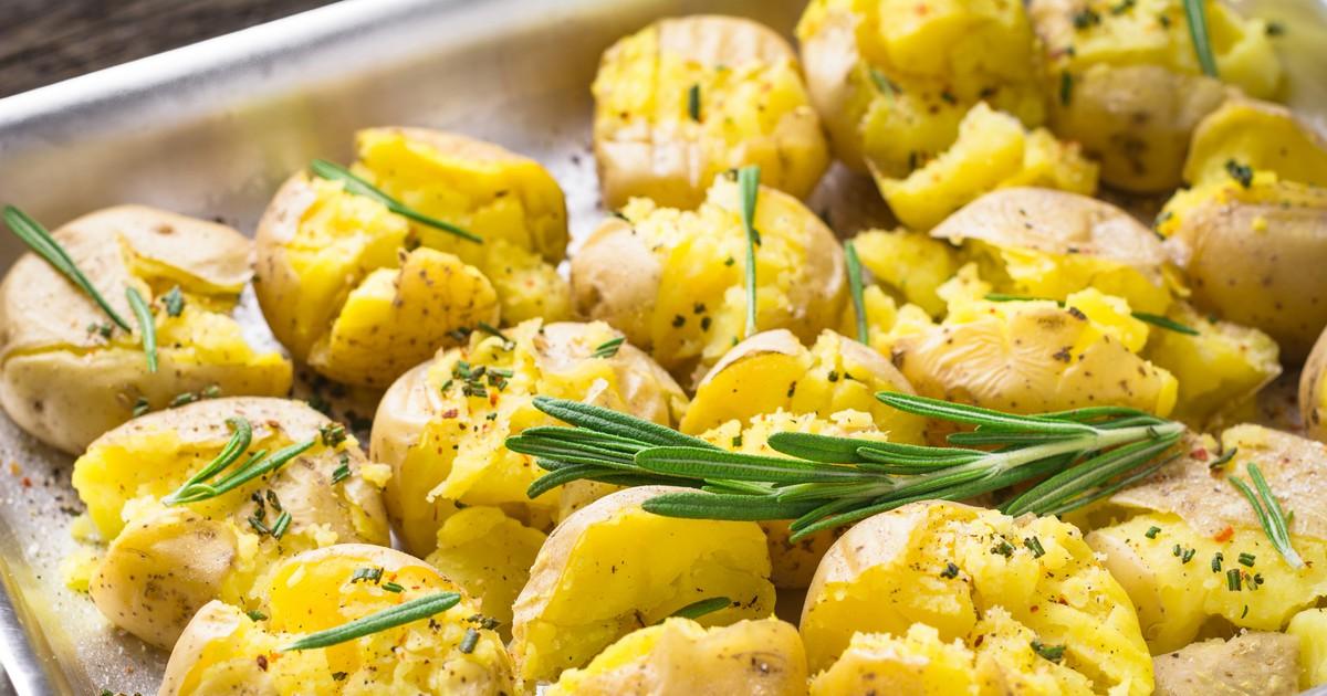 Картофельный гратен от Джейми Оливера фото