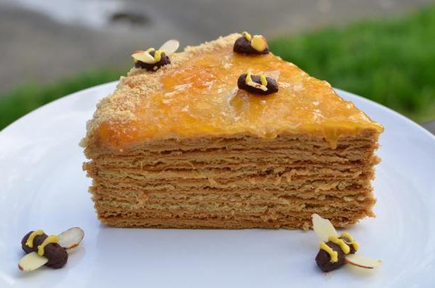 Медовик — классический рецепт с кремом на сгущенке и сливочном масле фото