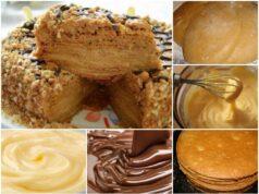 Торт «Медовик» — 3 классических рецепта в домашних условиях своими руками фото