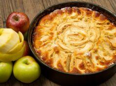 Шарлотка с яблоками — рецепты пышной шарлотки с яблоками в духовке и мультиварке фото