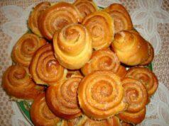 Как приготовить булочки из дрожжевого теста в духовке — 5 рецептов и 22 способа, как их лепить фото