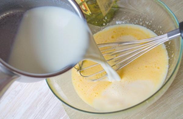 Блины на молоке и дрожжах по простому рецепту — пошаговый рецепт как приготовить фото