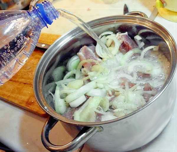 Как приготовить приготовить шашлык на минеральной воде фото