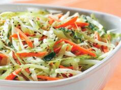Салаты из свежей капусты — 15 очень вкусных рецептов фото