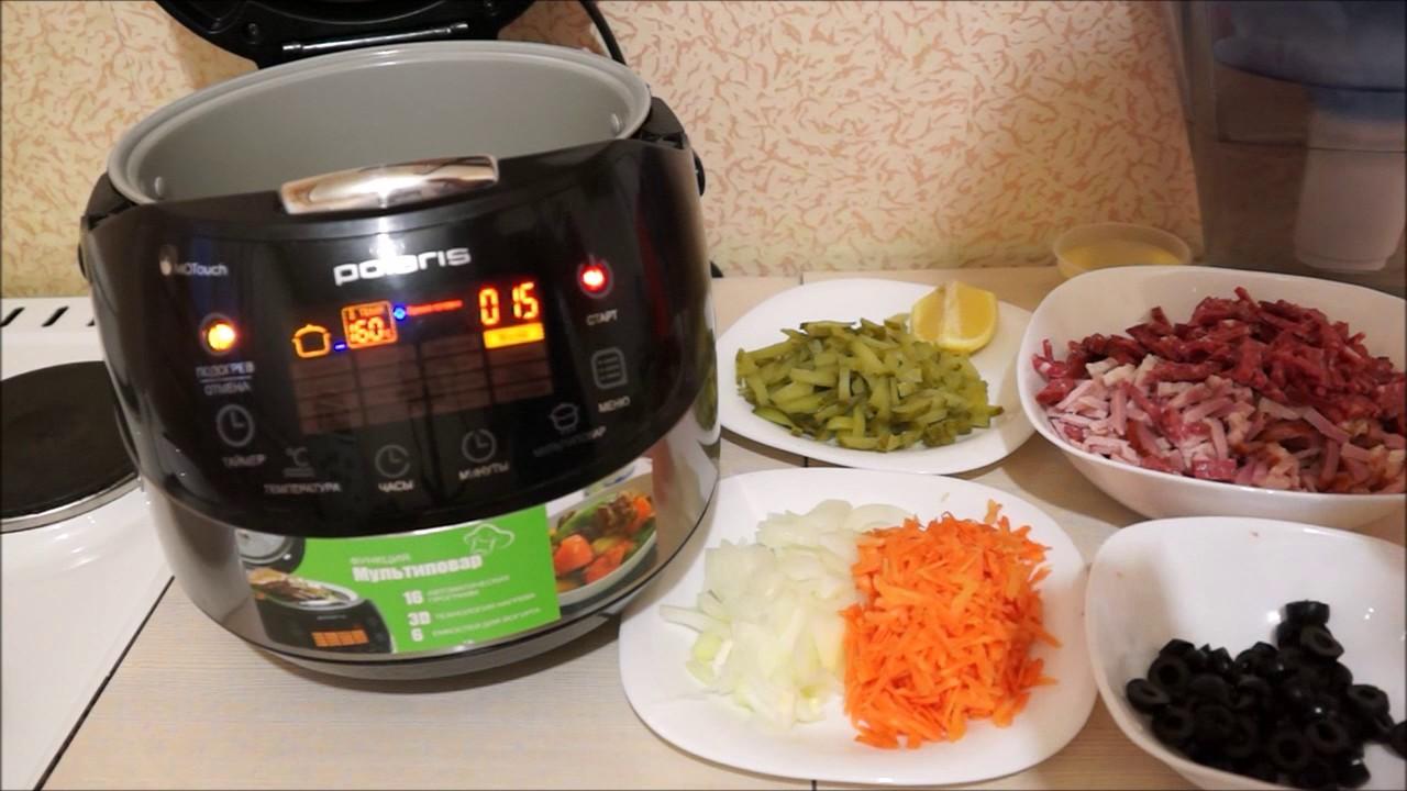 Солянка в мультиварке — как приготовить вкусно и быстро фото