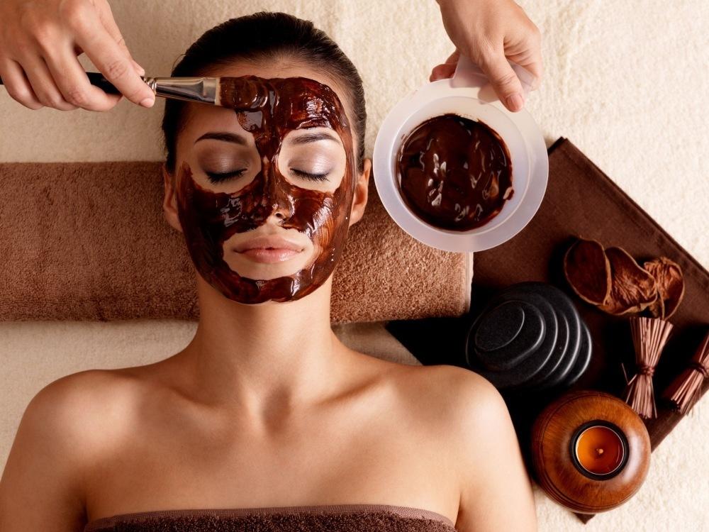 Как наносить маску для лица с кофе и медом фото