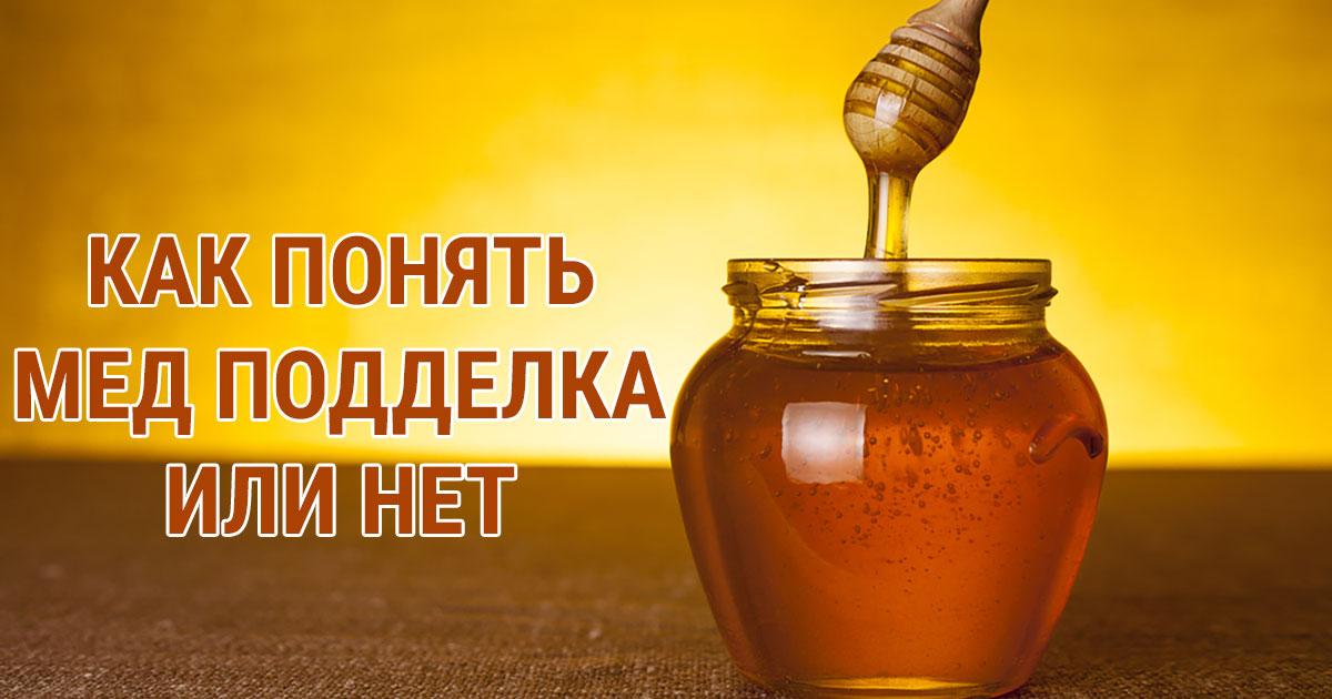 Как отличить настоящий мед фото