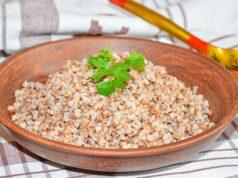 Как правильно варить гречку чтобы она была рассыпчатой пошаговый рецепт фото