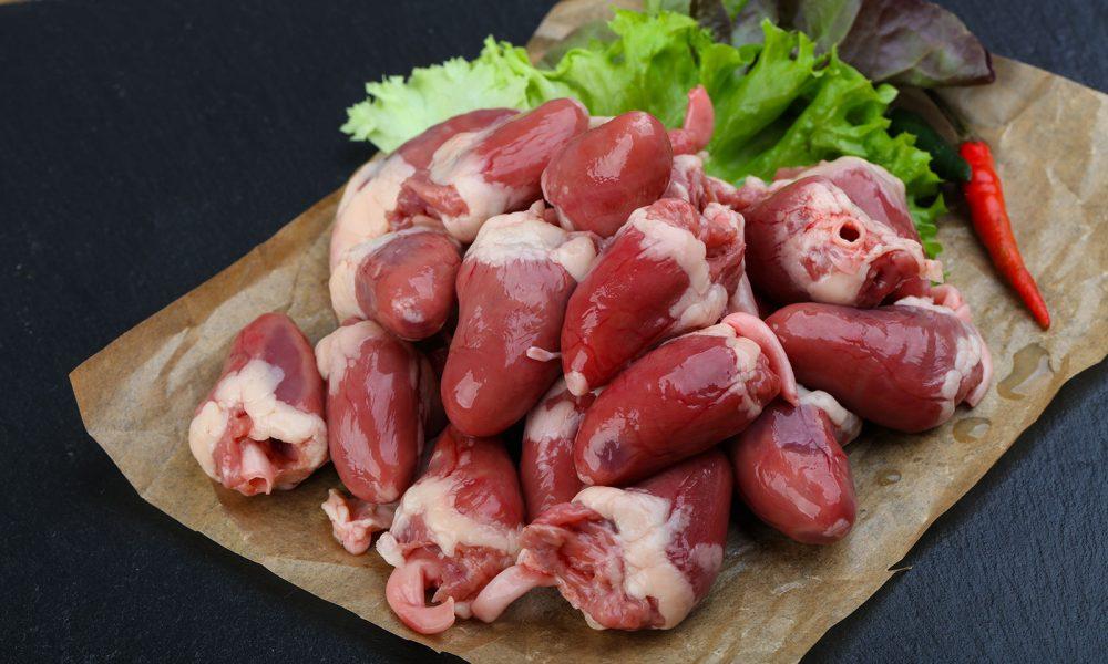 Как приготовить мягкие и сочные куриные сердечки фото