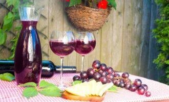 Как сделать домашнее вино из винограда 13 лучших рецептов фото