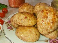 Нежные и вкусные котлеты из куриного фарша — 7 рецептов нежных куриных котлет фото