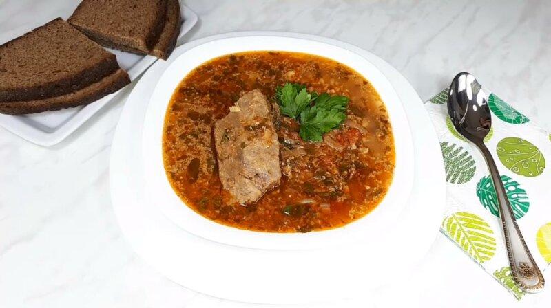 Суп Харчо — 5 рецептов приготовления в домашних условиях фото