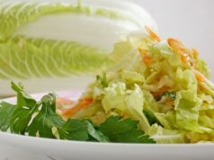 Салат из пекинской капусты — простые и вкусные салаты с пекинской капустой фото