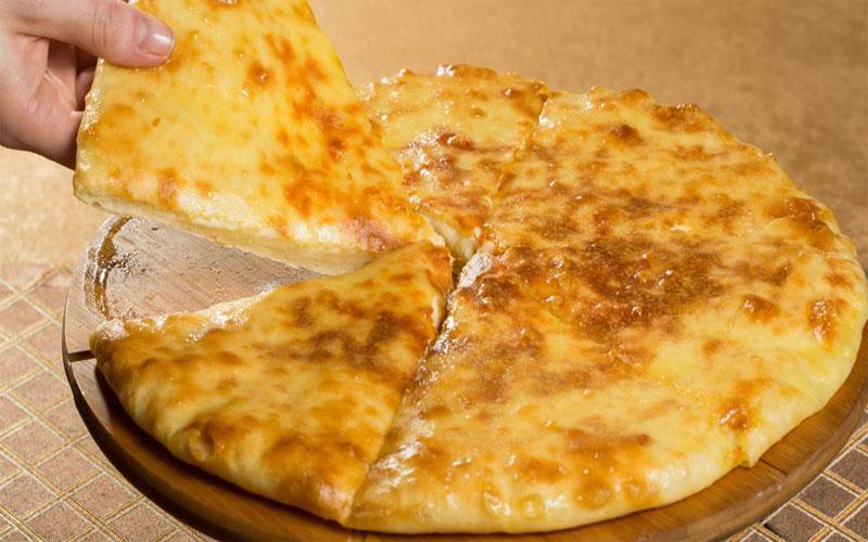 Хачапури с сыром сулугуни в духовке – классический рецепт фото