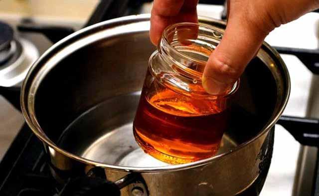До какой температуры можно нагревать мед при необходимости фото