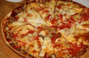Как приготовить пиццу дома — интересные и вкусные рецепты приготовления домашней пиццы фото
