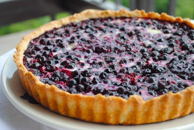 Пирог со смородиной — рецепты быстрого и вкусного пирога из разных видов теста фото