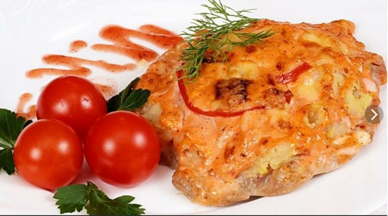 Мясо по-французски в духовке — 13 вкусных рецептов просто пальчики оближешь фото
