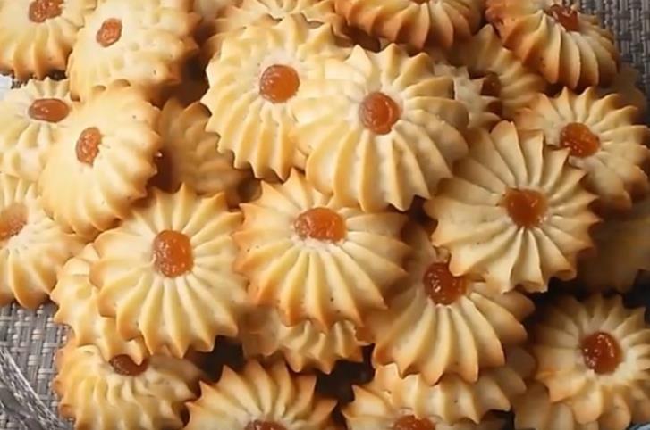 Песочное печенье Курабье фото
