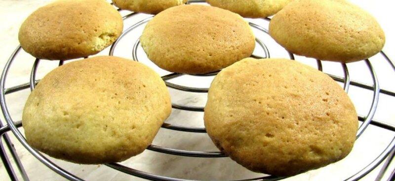 Песочное печенье в микроволновке фото