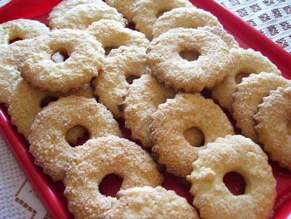 Печенье песочное домашнее — рецепт на маргарине и кефире фото