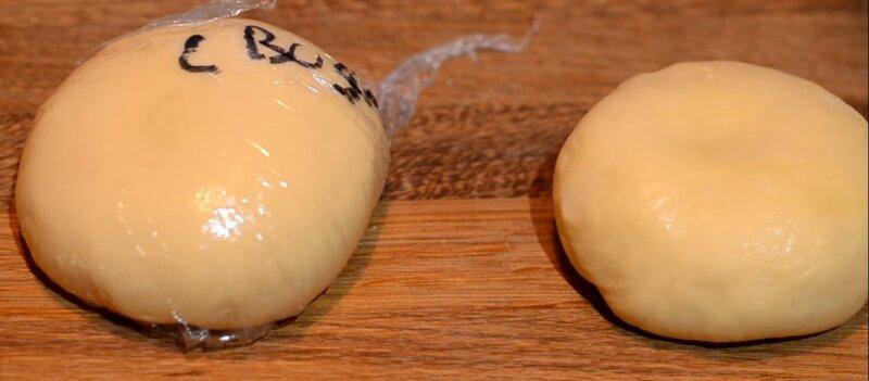 Тесто на чебуреки с водкой фото