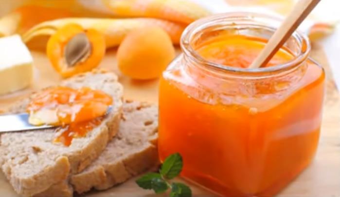 Джем из абрикосов без косточек - рецепт пятиминутка