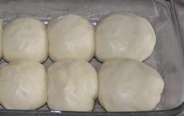 Тесто для пирожков на кефире как пух фото