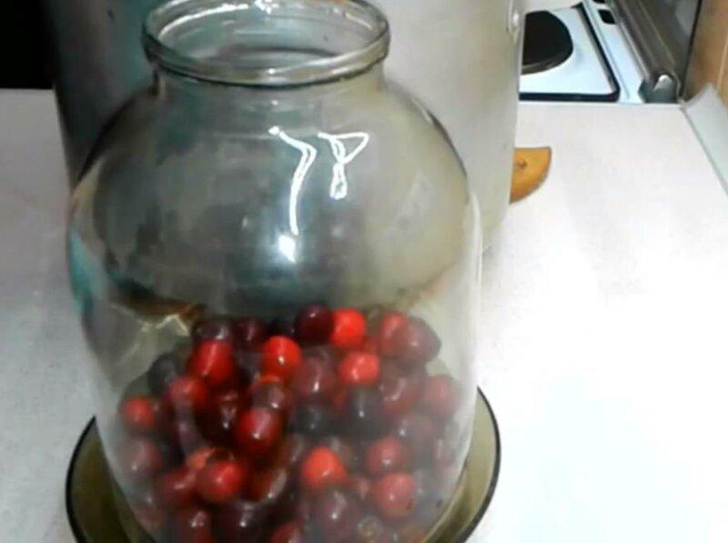 Ягодки необходимо тщательным образом перебрать, очищая от плодоножек