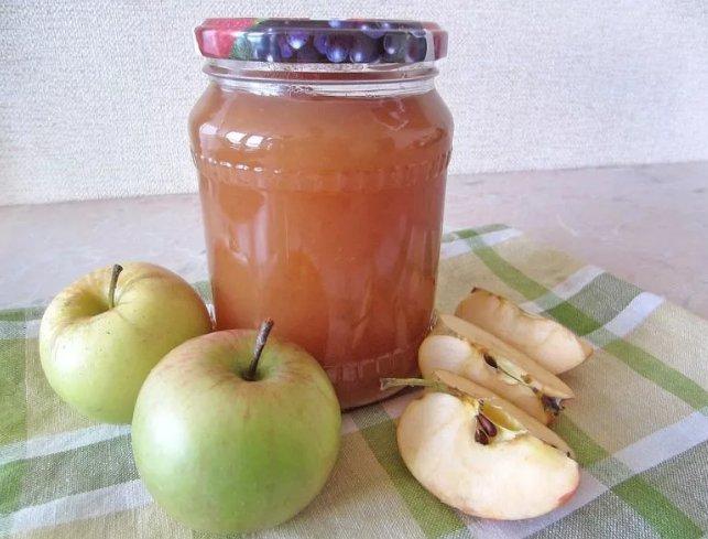 Как приготовить варенье из яблок в мультиварке фото