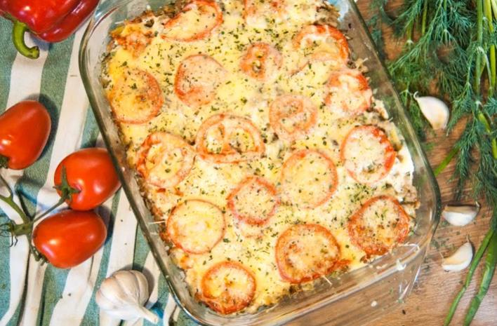 Картофельная запеканка с фаршем в духовке — рецепты вкусной запеканки из картофеля фото