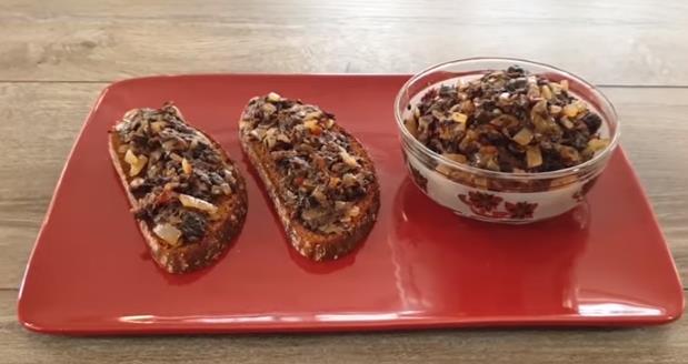 Грибная икра на зиму без стерилизации из вареных грибов — вкусный рецепт на зиму