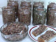 Грибная икра из опят — самые вкусные рецепты на зиму