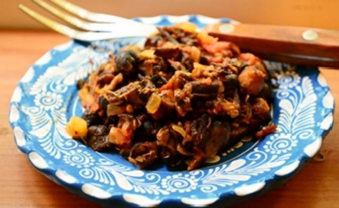 Икра грибная из опят на зиму с помидорами — простой и вкусный рецепт