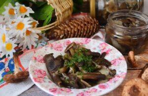 Маринованные опята на зиму — 7самых вкусных рецептов приготовления