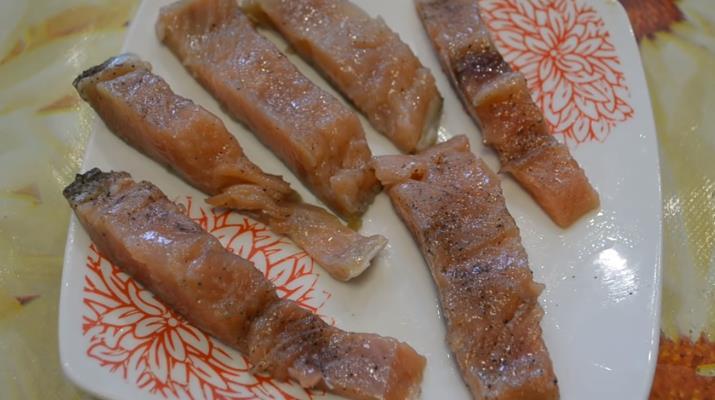 Горбуша соленая как семга в рассоле — очень вкусный домашний рецепт