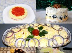 Новогодние салаты к 2020 году с подробным описанием: лучшие новинки рецептов салатов к праздничному столу