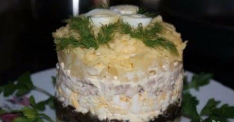 Салат с курицей и ананасами — простые и вкусные классические рецепты