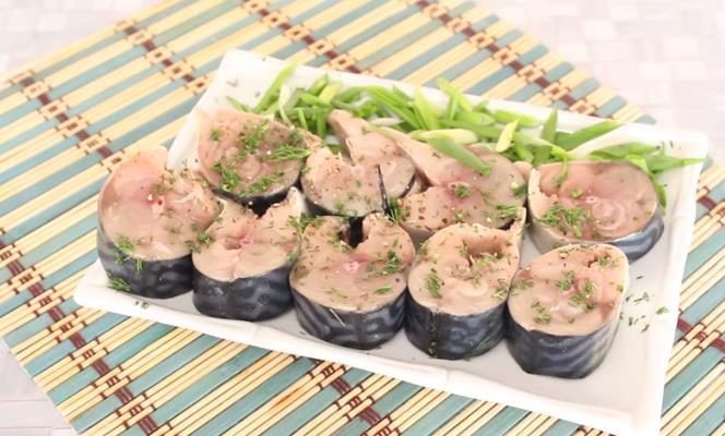 Скумбрия соленая: очень вкусные и простые рецепты в домашних условиях