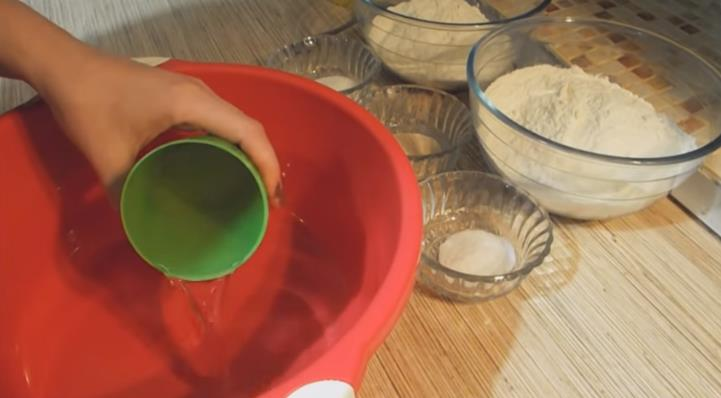 Добавить воды