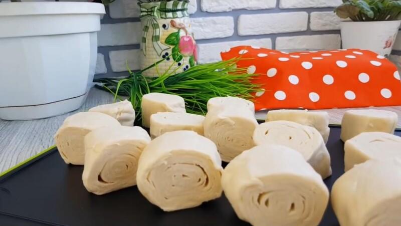 Как сделать слоёное тесто для самсы в домашних условиях