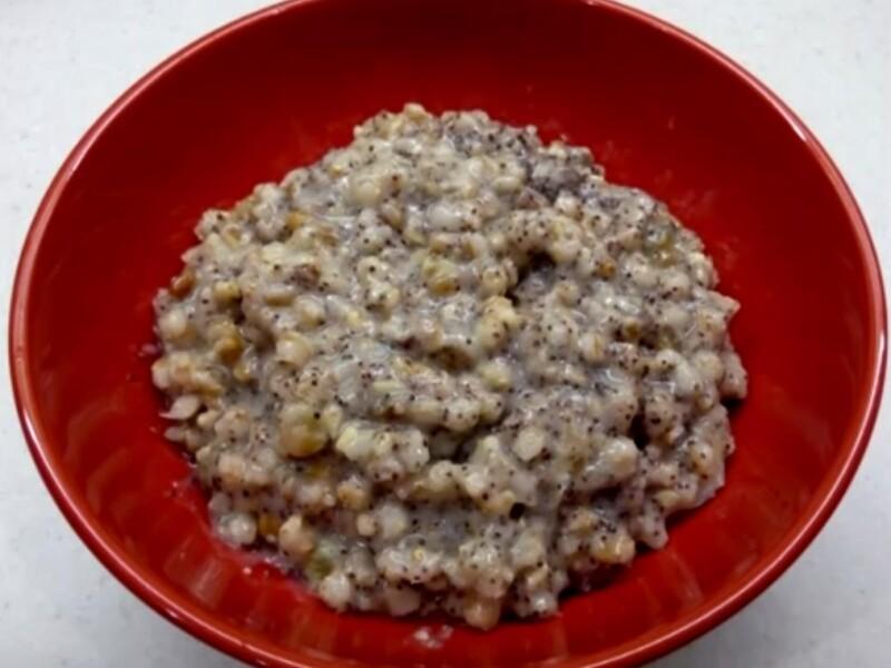 Простой и вкусный рецепт кутьи на Рождество из пшеницы в мультиварке