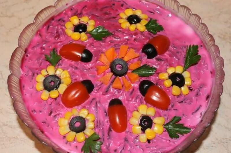Салат селедка под шубой — классические рецепты с последовательностью слоев
