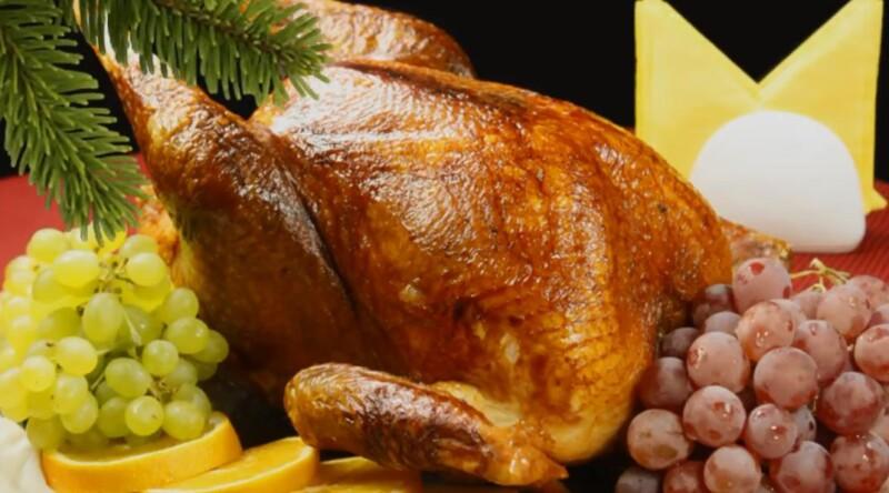 Индейка запеченная в духовке – рецепты мягкой и сочной индейки в фольге и рукаве