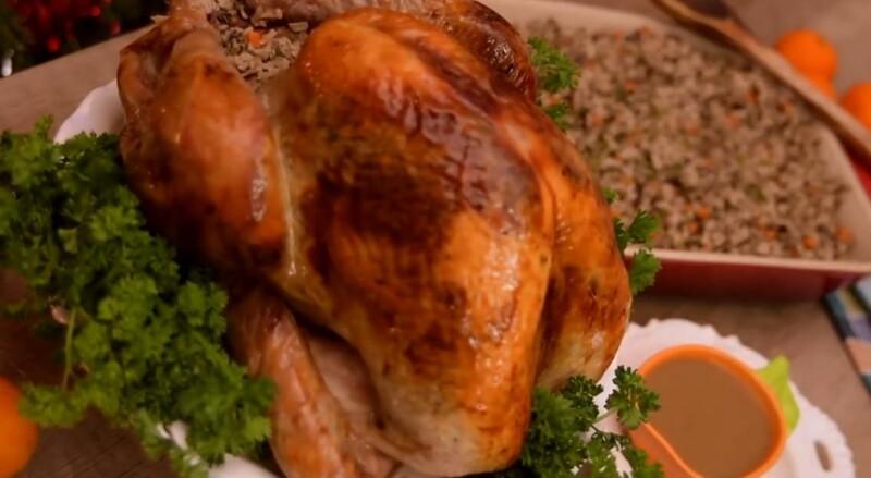 Самая вкусная и сочная индейка в духовке с овощами — рецепт просто пальчики оближешь!