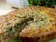 Заливной пирог с капустой на кефире в духовке — быстрые и вкусные рецепты капустного пирога
