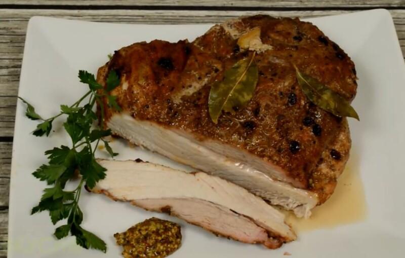 Буженина из свинины в духовке — рецепты вкусной и сочной буженины по-домашнему в фольге и рукаве