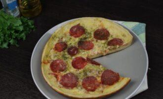 Быстрая пицца на сковороде за 10 минут — рецепты очень быстрой и вкусной пиццы