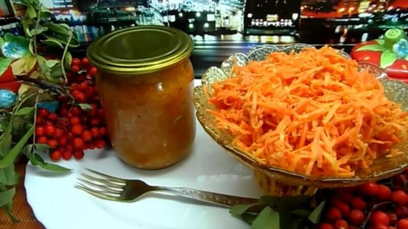 Очень вкусный рецепт корейской моркови на зиму в банках