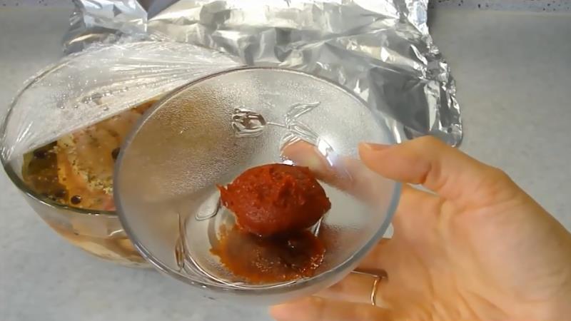 готовим томатное пюре